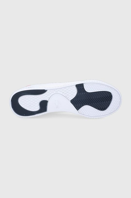Lacoste - Kožené boty Twin Serve Pánský