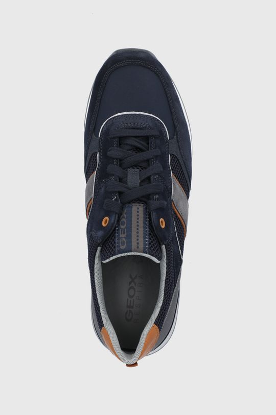 tmavomodrá Geox - Topánky