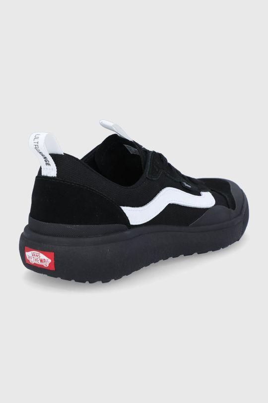Vans - Semišové boty  Svršek: Semišová kůže Vnitřek: Textilní materiál Podrážka: Umělá hmota