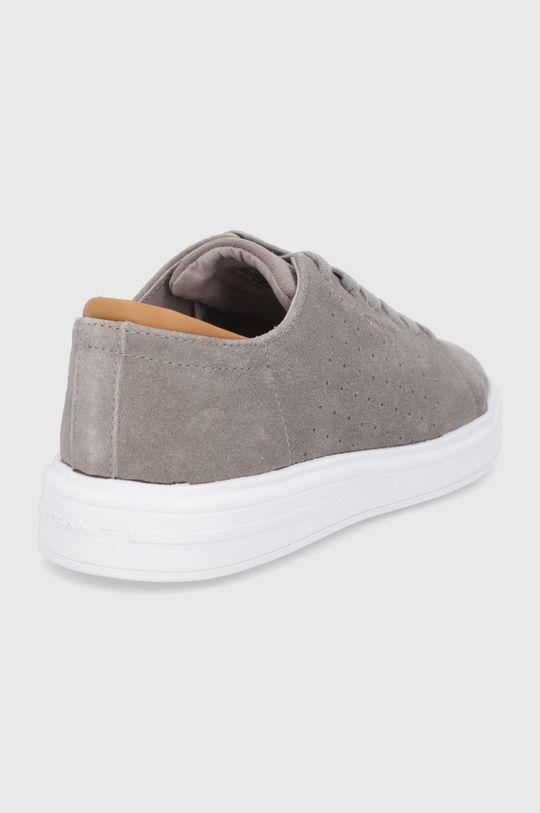 Gant - Semišové boty Fairville  Svršek: Semišová kůže Vnitřek: Textilní materiál, Semišová kůže Podrážka: Umělá hmota