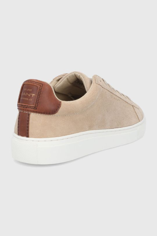 Gant - Semišové boty Mc Julien  Svršek: Semišová kůže Vnitřek: Textilní materiál, Přírodní kůže Podrážka: Umělá hmota