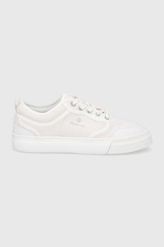 biały Gant - Buty St Crew Męski