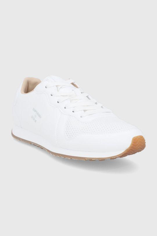 Superdry - Buty biały