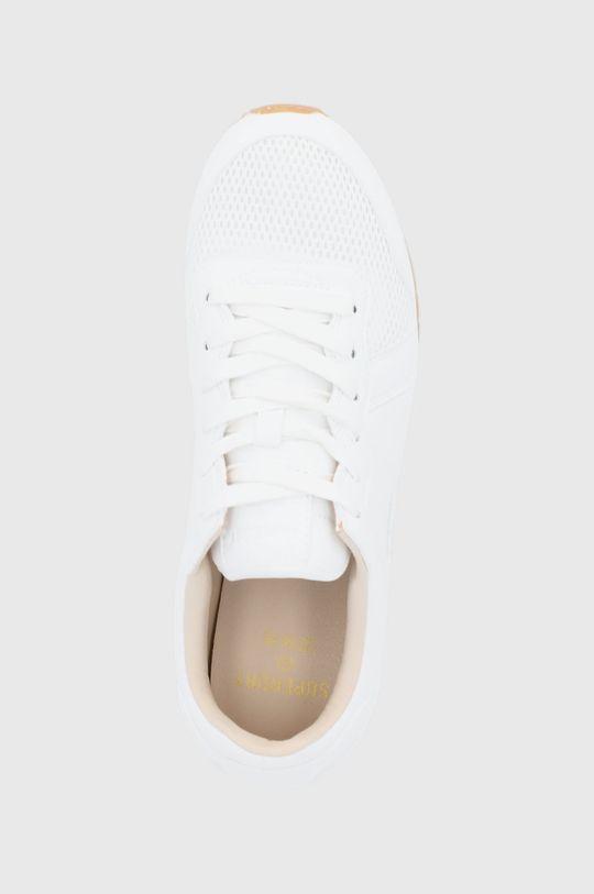 biały Superdry - Buty