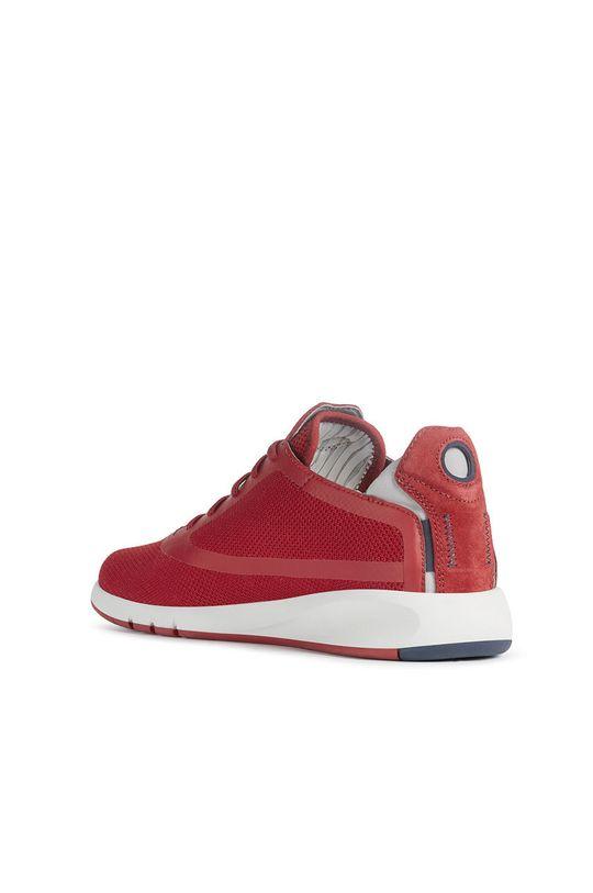 červená Geox - Boty