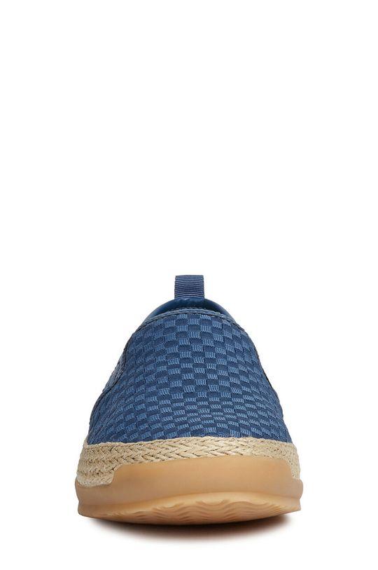 Geox - Espadrilky  Svršek: Umělá hmota, Textilní materiál Vnitřek: Umělá hmota, Textilní materiál Podrážka: Umělá hmota