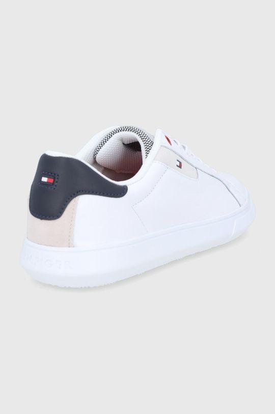 Tommy Hilfiger - Kožené boty  Svršek: Přírodní kůže Vnitřek: Textilní materiál Podrážka: Umělá hmota