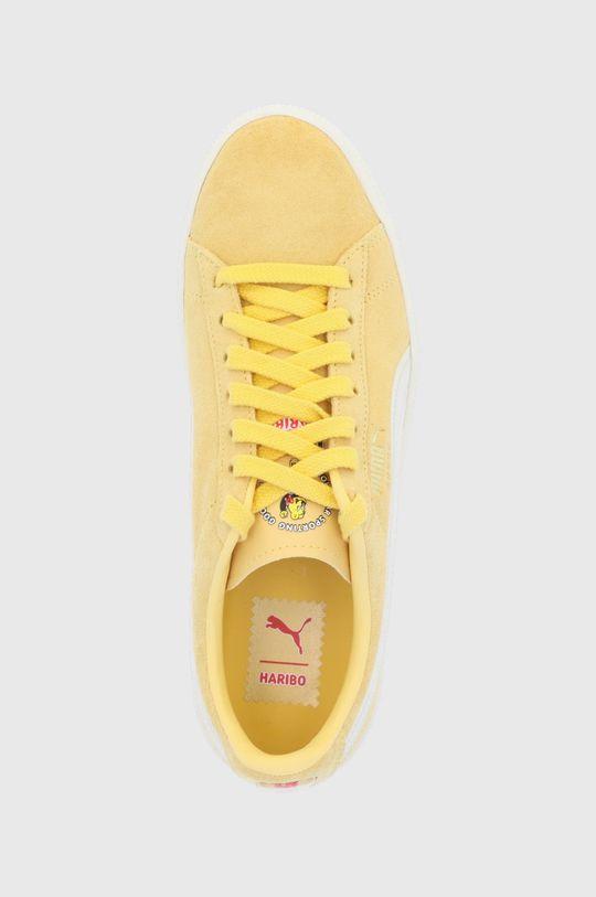 bursztynowy Puma - Buty x Haribo Mimosa
