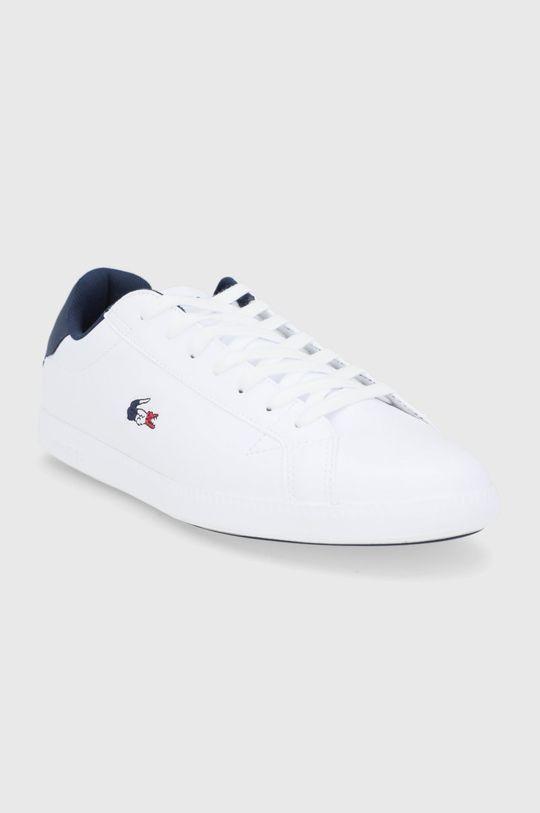 Lacoste - Boty bílá