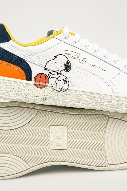 Puma - Kožené boty X Peanuts Ralph Sampson Unisex