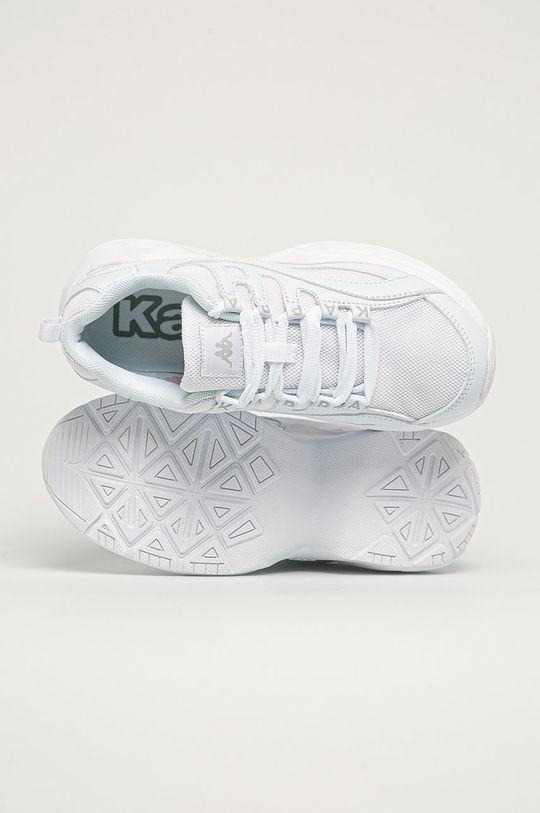 biały Kappa - Buty Overton Oc