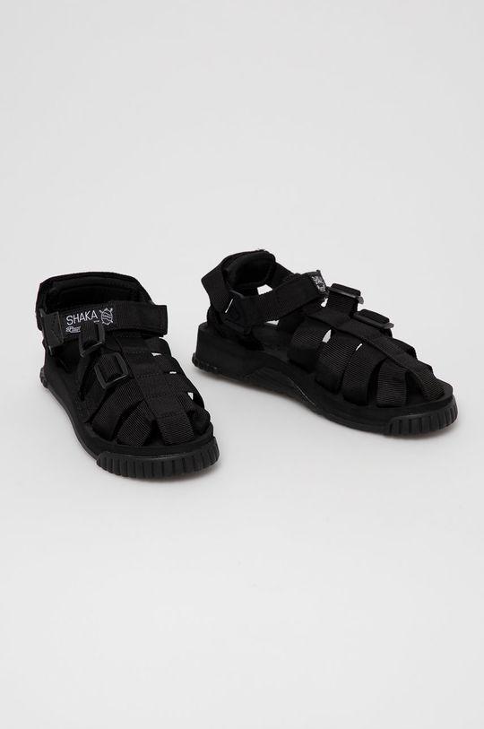 Shaka - Sandały czarny