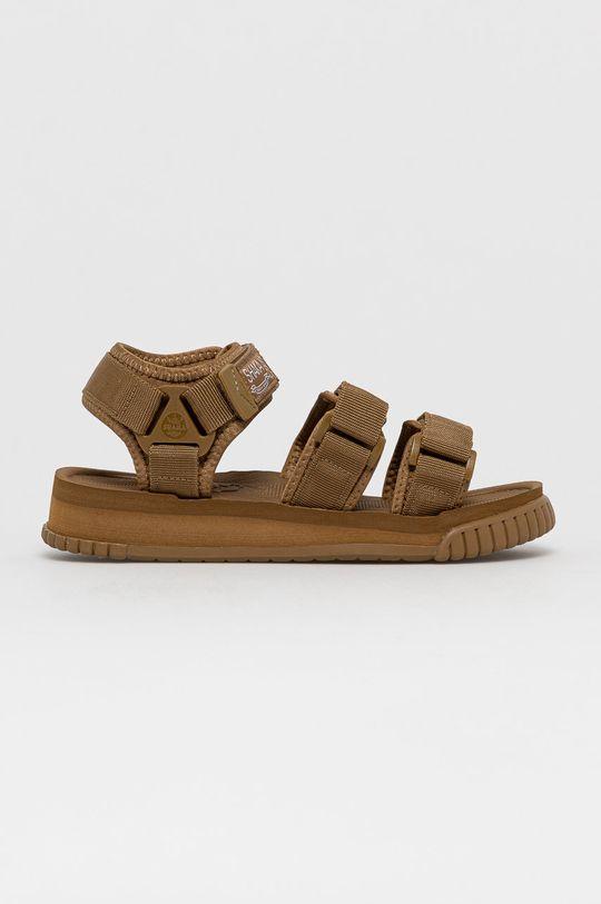 brązowy Shaka - Sandały Unisex