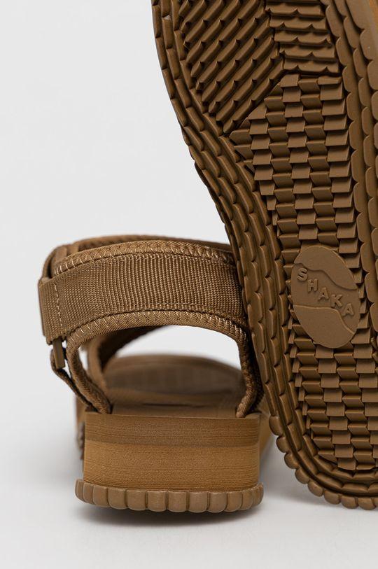 Shaka - Sandały Cholewka: Materiał tekstylny, Wnętrze: Materiał tekstylny, Podeszwa: Materiał syntetyczny