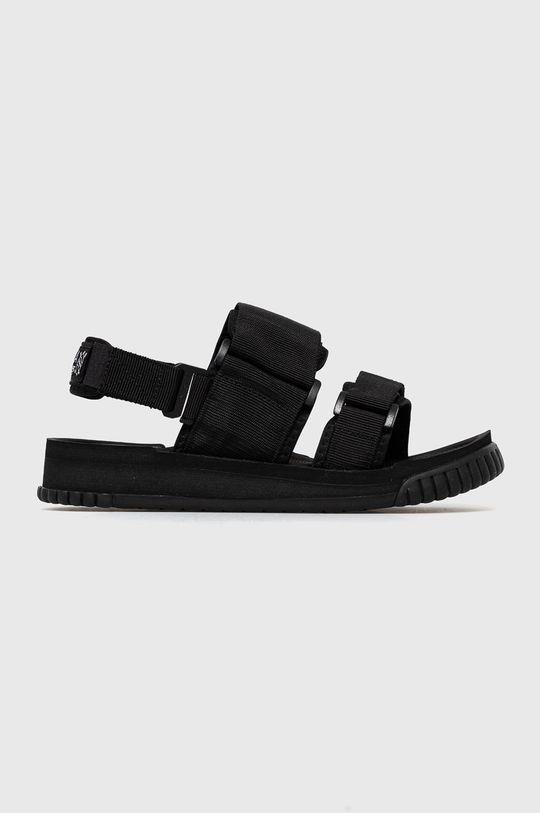 čierna Shaka - Sandále Unisex