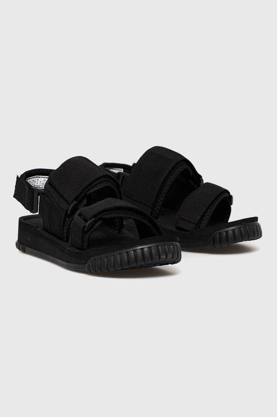Shaka - Sandále čierna