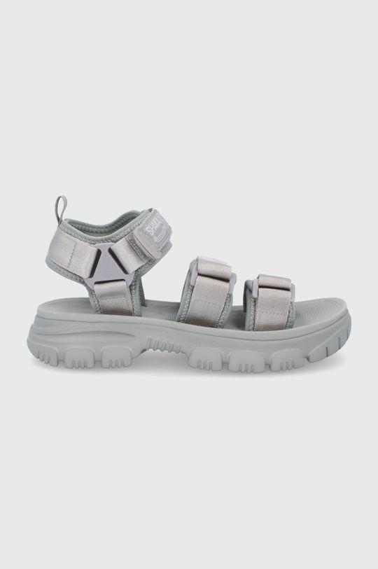 svetlosivá Shaka - Sandále Unisex