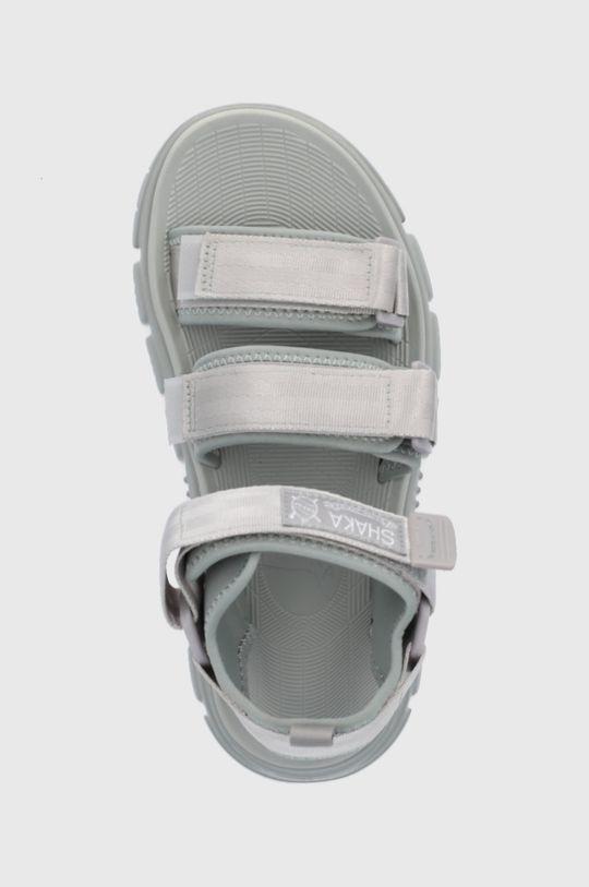svetlosivá Shaka - Sandále