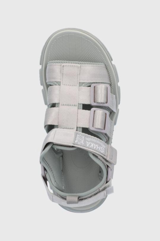 jasny szary Shaka - Sandały