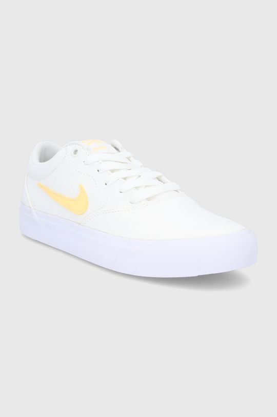 Nike - Tenisi SB Charge Canvas crem