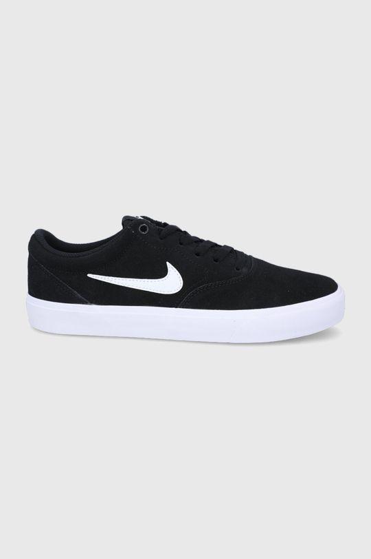 černá Nike - Boty Nike SB Charge Unisex