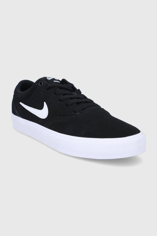 Nike - Boty Nike SB Charge černá