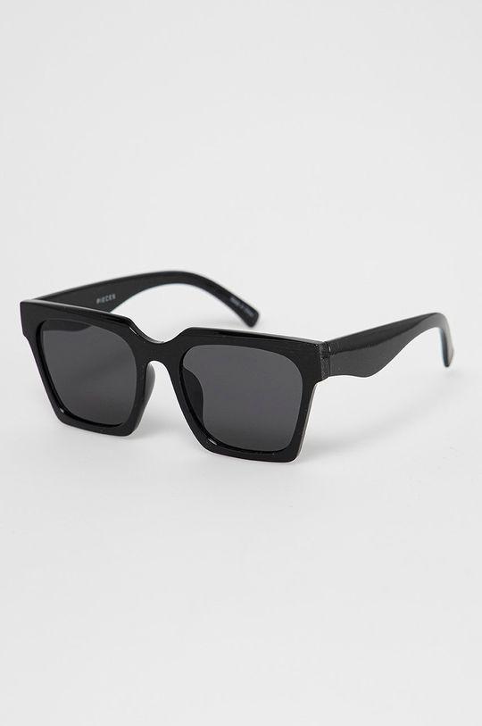 černá Pieces - Sluneční brýle Dámský