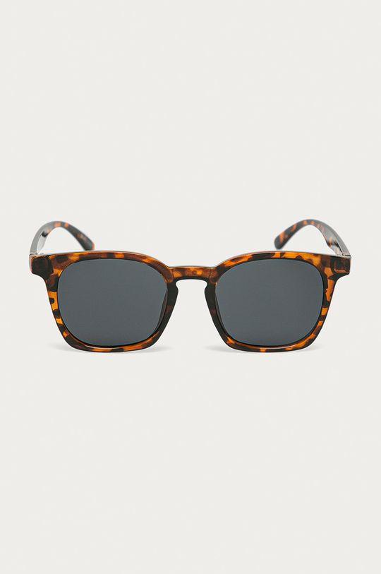 Vero Moda - Okulary przeciwsłoneczne kawowy
