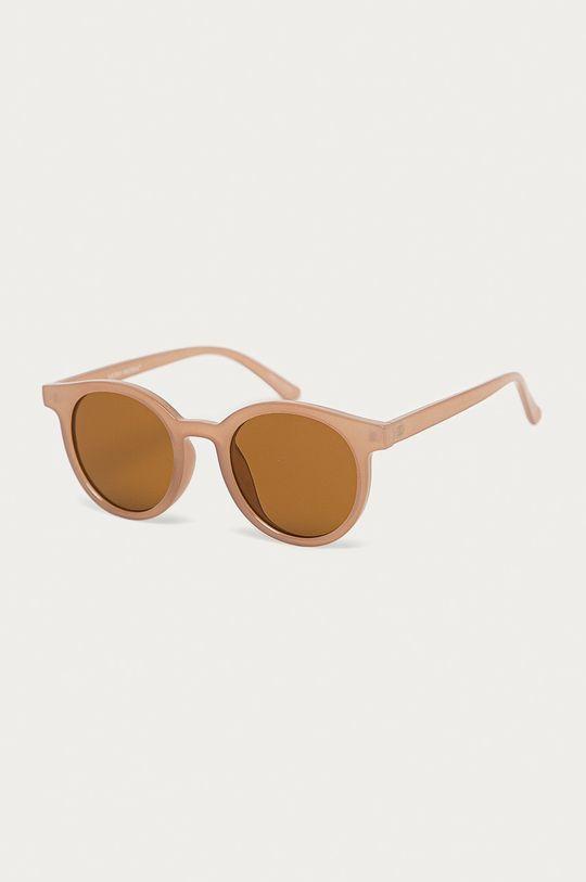 tmavě hnědá Vero Moda - Sluneční brýle Dámský