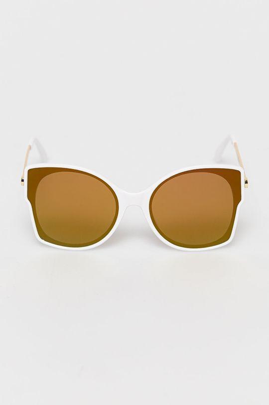 Only - Okulary przeciwsłoneczne biały