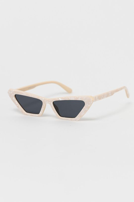 kremowy Only - Okulary przeciwsłoneczne Damski