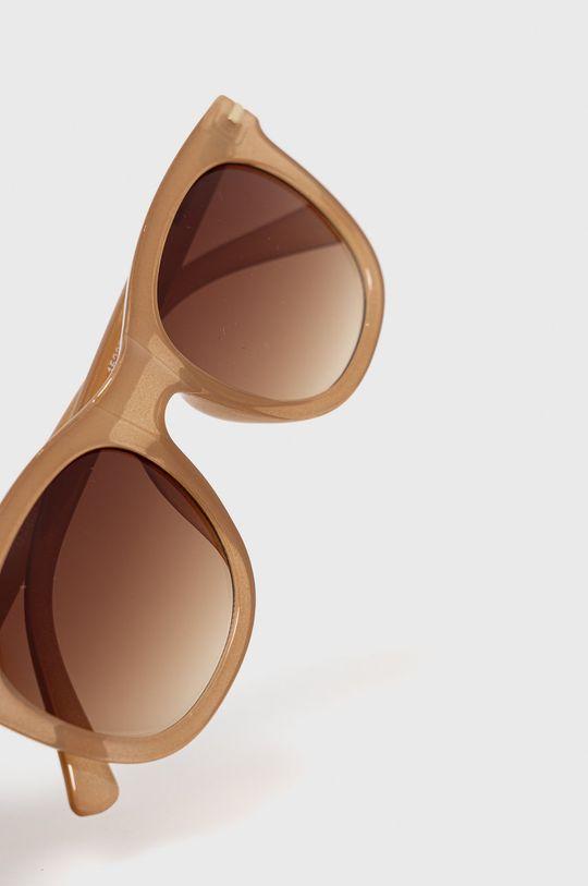 Only - Okulary przeciwsłoneczne Materiał syntetyczny, Metal