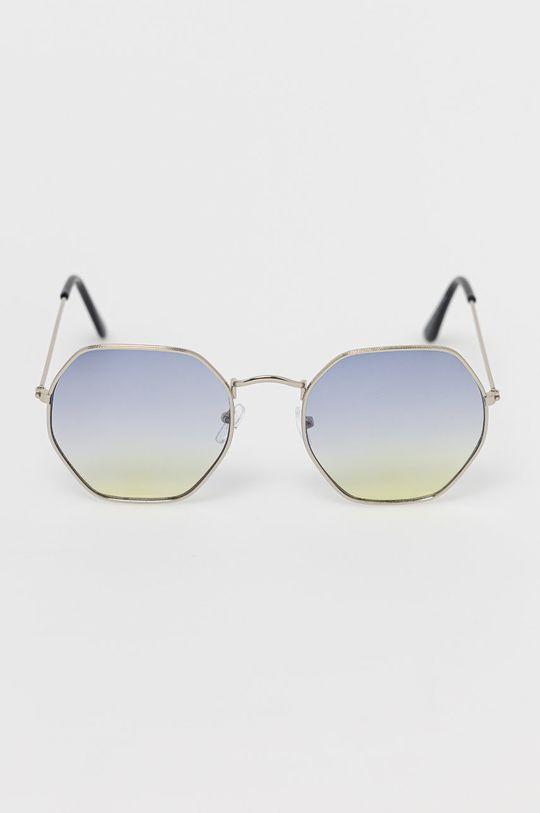 Only - Okulary przeciwsłoneczne srebrny