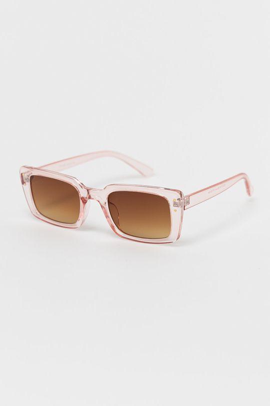 różowy Only - Okulary przeciwsłoneczne Damski