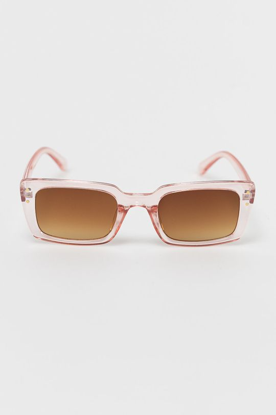 Only - Okulary przeciwsłoneczne różowy