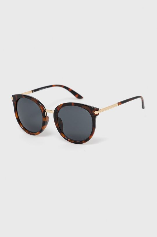 brązowy Only - Okulary przeciwsłoneczne Damski