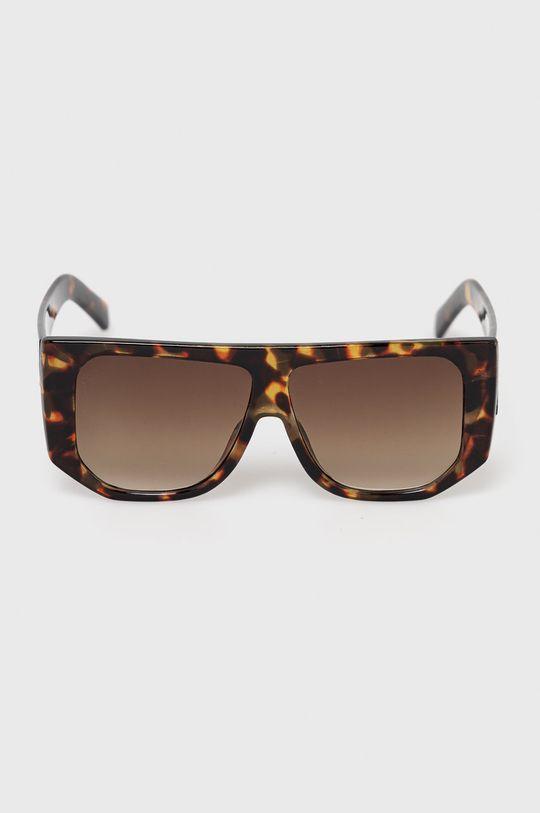 Only - Okulary przeciwsłoneczne brązowy