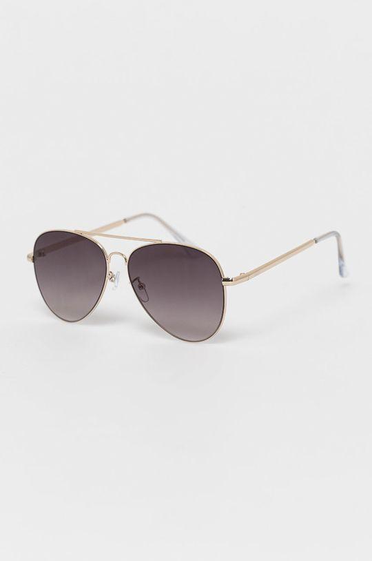 złoty Only - Okulary przeciwsłoneczne Damski