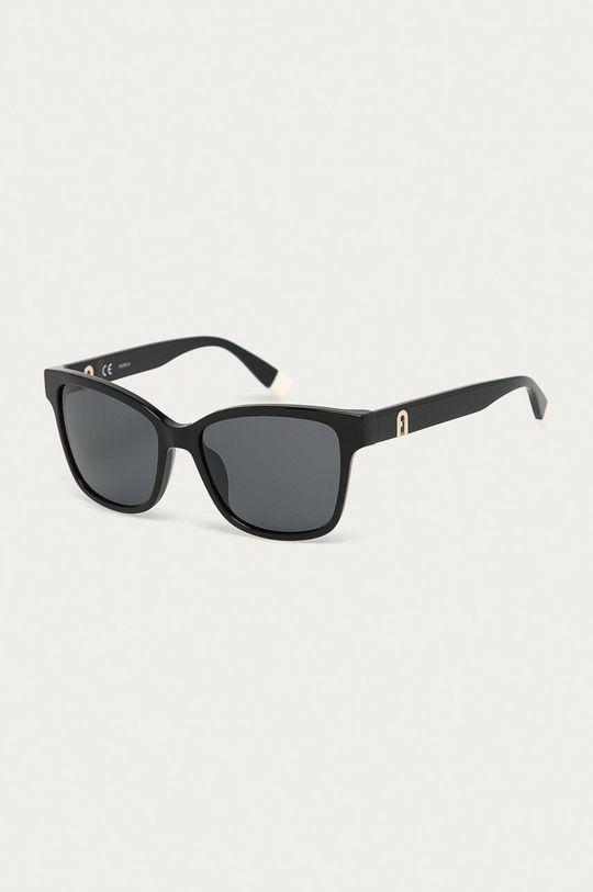 čierna Furla - Slnečné okuliare Dámsky