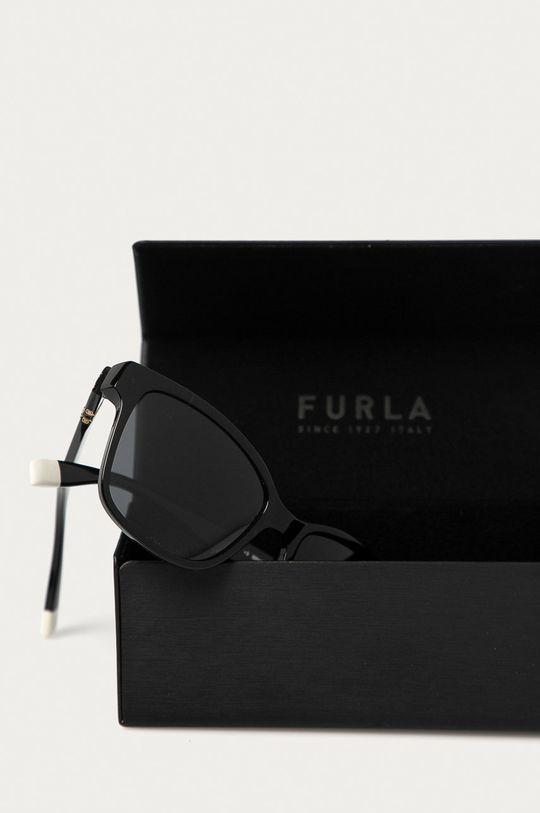 čierna Furla - Slnečné okuliare