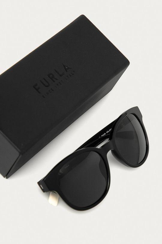 czarny Furla - Okulary
