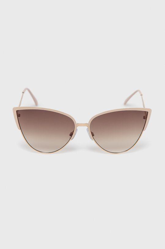 Aldo - Okulary przeciwsłoneczne Graewia złoty
