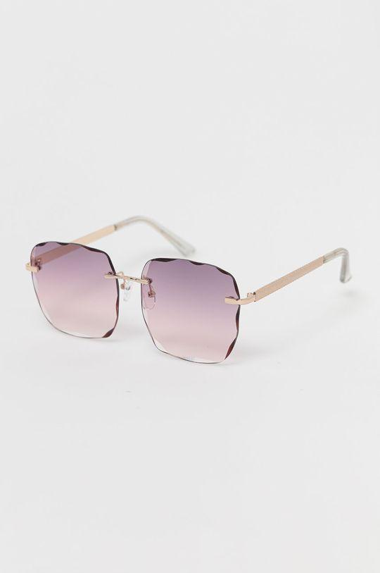 tmavofialový Aldo - Slnečné okuliare Dámsky