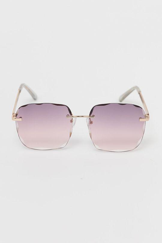 Aldo - Slnečné okuliare tmavofialový