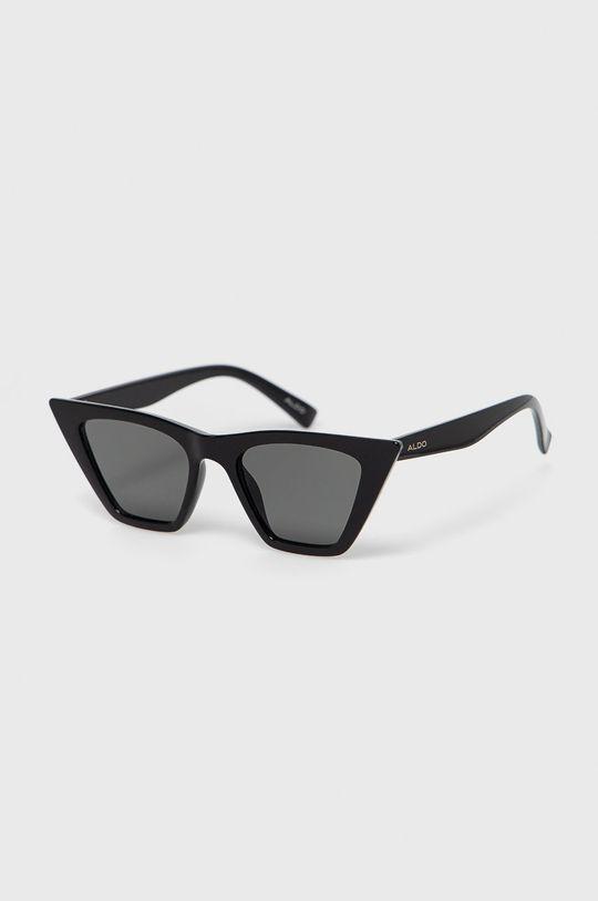 czarny Aldo - Okulary przeciwsłoneczne Hareri Damski
