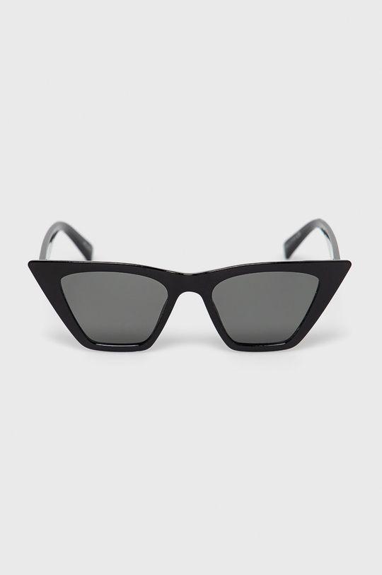 Aldo - Okulary przeciwsłoneczne Hareri czarny