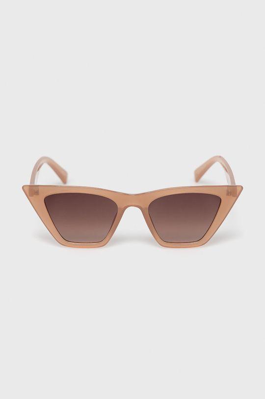 Aldo - Okulary przeciwsłoneczne beżowy