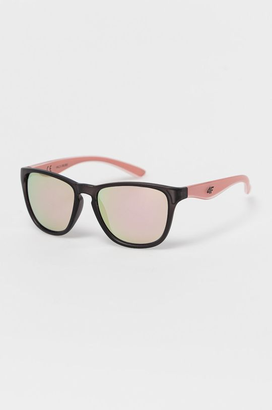 brudny róż 4F - Okulary Damski