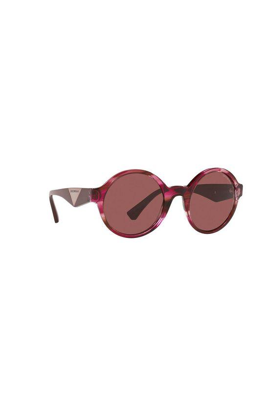 Emporio Armani - Okulary przeciwsłoneczne Materiał syntetyczny