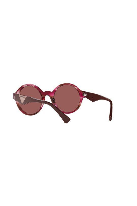 fuksja Emporio Armani - Okulary przeciwsłoneczne